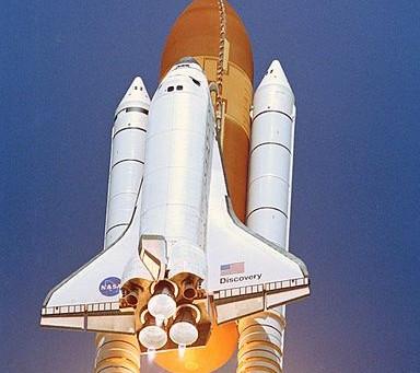 Why a rocket ship?