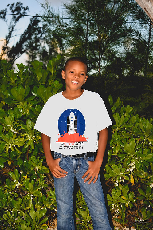 Systematic Motivation Classic T-shirt - Kids
