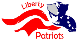 liberty middle school patriots logo
