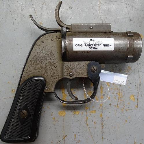 U.S. M-8 TYPE-2 FLARE PISTOL - 37MM
