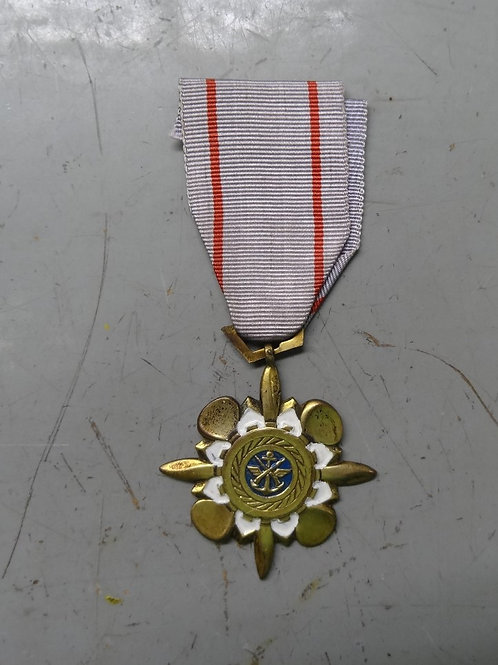 TECHNICAL SERVICE MEDAL 2ND CLASS - #vmedal5