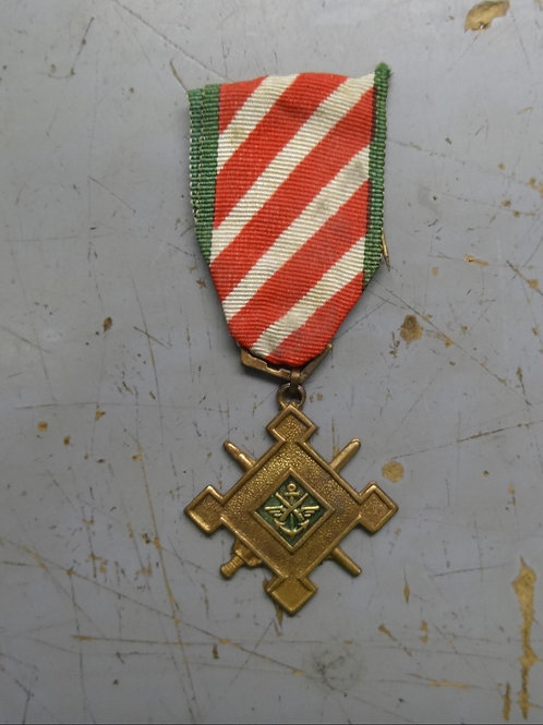 copy of STAFF SERVICE MEDAL - 1ST CLASS - #vmedal8