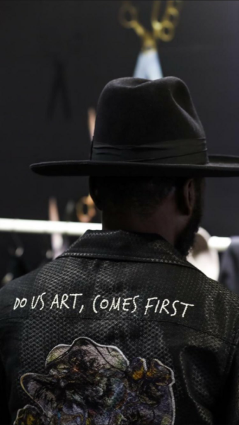 Art Comes First