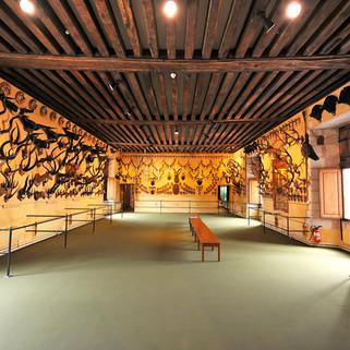 Le musée de la chasse.