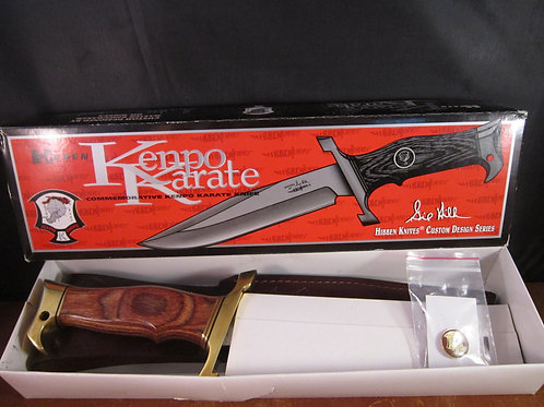 Gil Hibben Kenpo Karate Knife