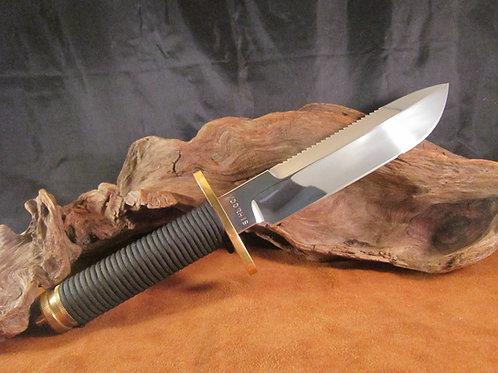 Custom-Made Steve Voorhis Survival Knife