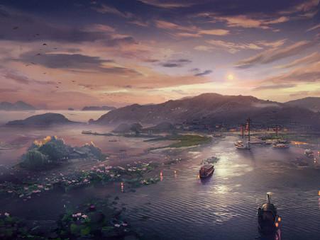 """Wei Ying & Lan Zhan: Untold Stories - Chapter 10 """"Lotus Pier Part 3"""""""