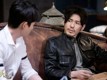 """Zhao Yunlan & Shen Wei: Guardian BL Fanfic - Episode 26 """"Don't go..."""""""