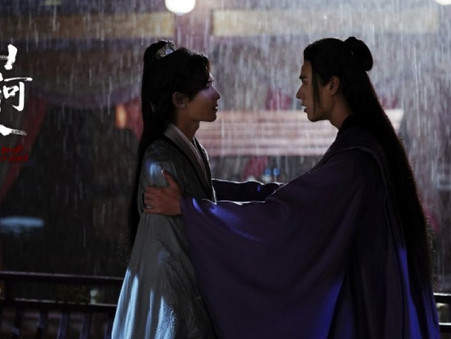 "Zhou Zishu & Wen Kexing: Untold Stories - Episode 14 ""Stormy Night"""