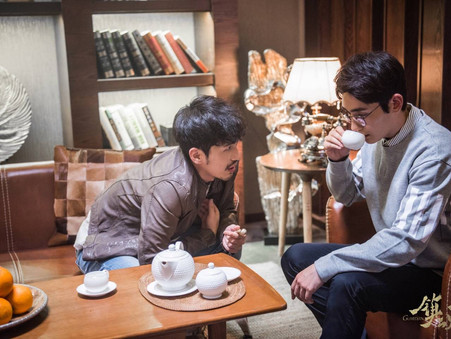 "Zhao Yunlan & Shen Wei: Untold Stories - Chapter 8 ""The Thief"""