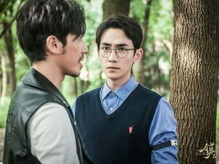 "Zhao Yunlan & Shen Wei: Guardian BL Fanfic - Episode 21 ""After 'Xiao Wei'"""