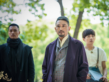 """Guardian Recap: Episode 16 """"The Case of the Visiting Inspector"""""""