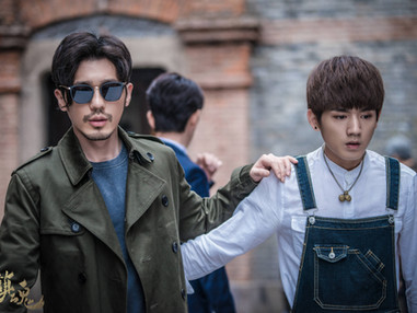 """Guardian Recap: Episode 21 """"The Case of the Blind Chief"""""""