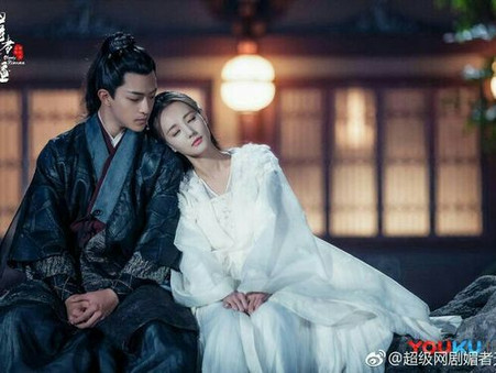 "Wan Mei & Chang An: Bloody Romance Episode 6 Part 1 Fanfic - ""Art of Seduction"""