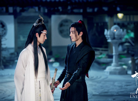 "Wei Ying & Lan Zhan: Untold Stories - Chapter 8 ""Lotus Pier Part 1"""