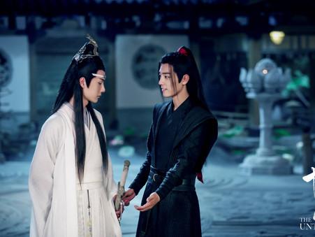 """Wei Ying & Lan Zhan: Untold Stories - Chapter 8 """"Lotus Pier Part 1"""""""