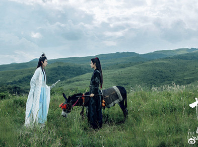 """Wei Ying & Lan Zhan: Untold Stories - Prologue """"Wei Ying"""""""