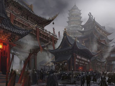 Die Feng & Li Ying: The Dragon and the Wolf Vol.2 - Chapter 1