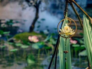 """Wei Ying & Lan Zhan: Untold Stories - Chapter 9 """"Lotus Pier Part 2"""""""