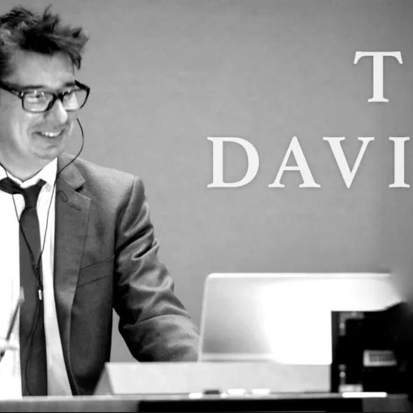Tim Davies - In Conversation