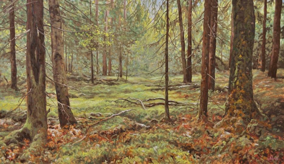 Лес возле села Ивановское.jpg