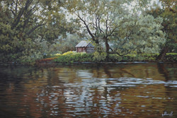 Тихая река 60х90 2009.jpg