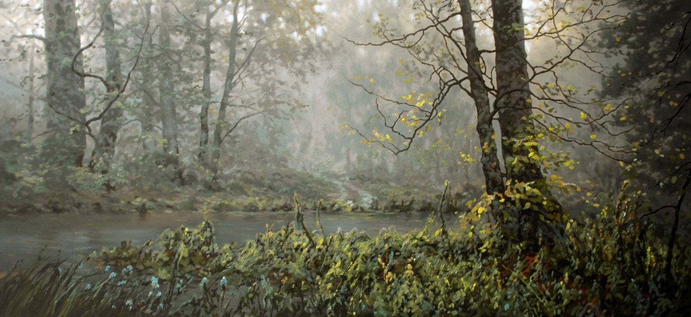 В тихом таинстве лесной глуши 70х150.jpg
