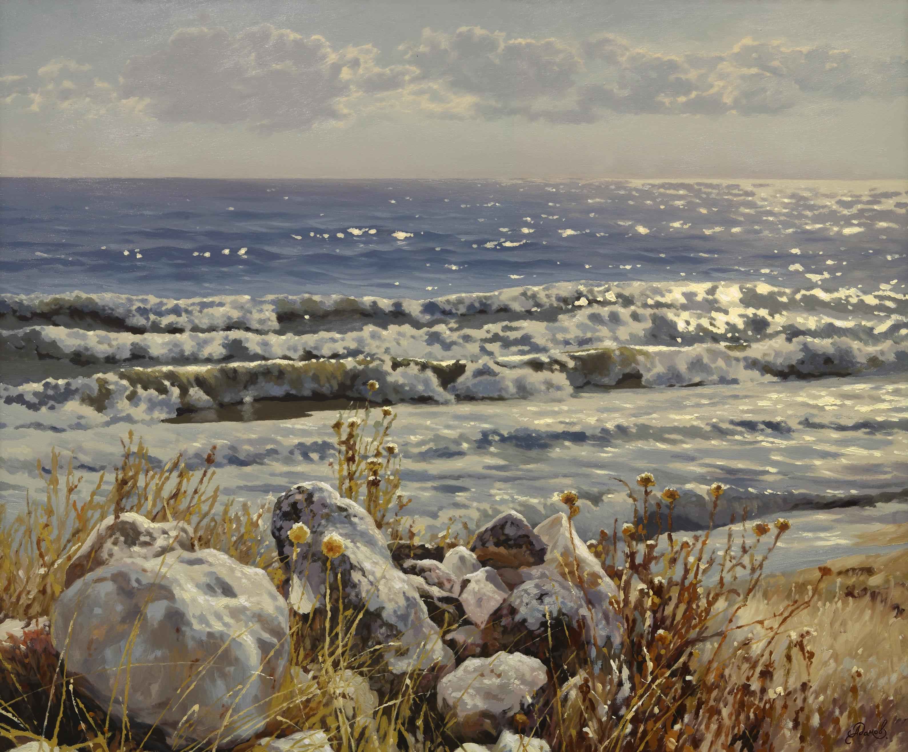Камни и море.jpg