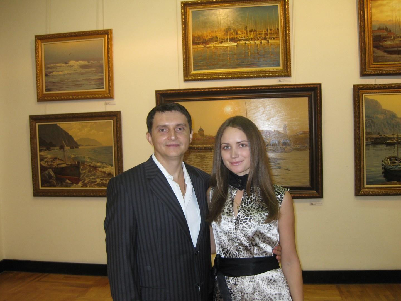 Арт Салон ЦДХ-2010 и Яна (Копировать)