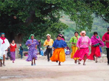Running in Tarahumara (Rarámuri) Culture.