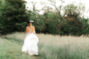 Brautkleid-Vintage-Braut-Hut-Inspiration