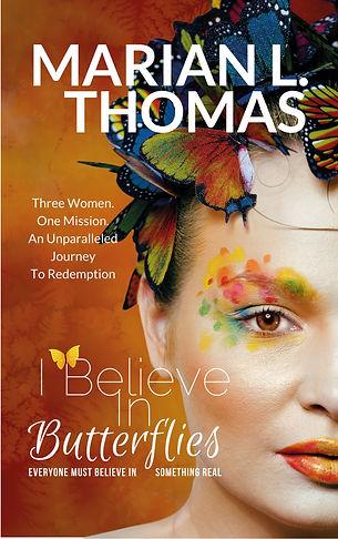 I Believe In Butterflies Book - Women's Fiction