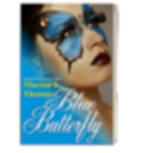 Blue Butterfly Book - Women's Fiction