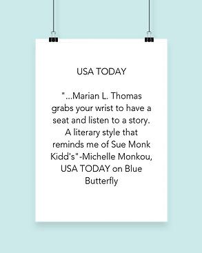 Marian L. Thomas USA Today