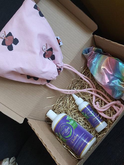 Little Queen Cherish Me gift bag (hamper)
