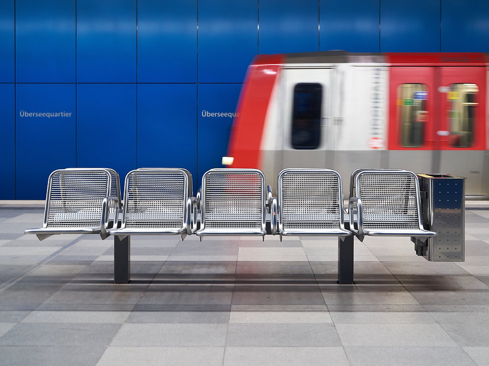 U-Bahn _ Überseequatier