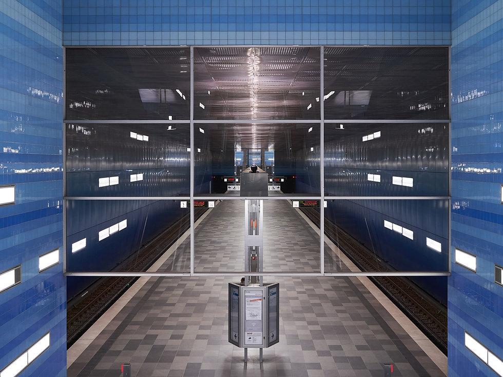 U-Bahn _ Hafencity