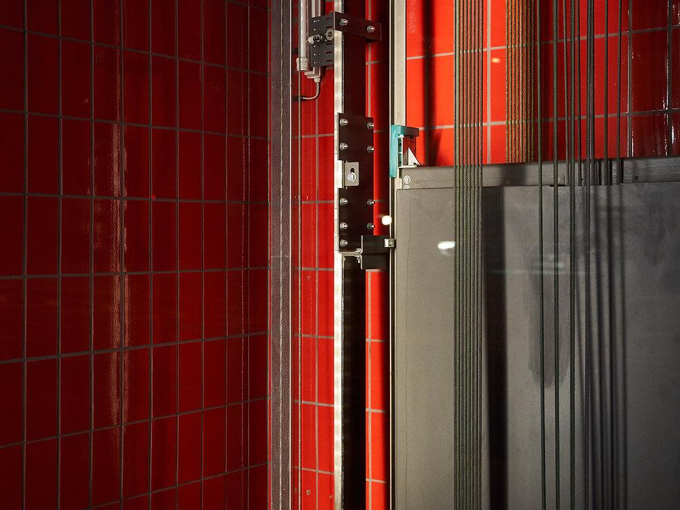 Fahrstuhl Kabel