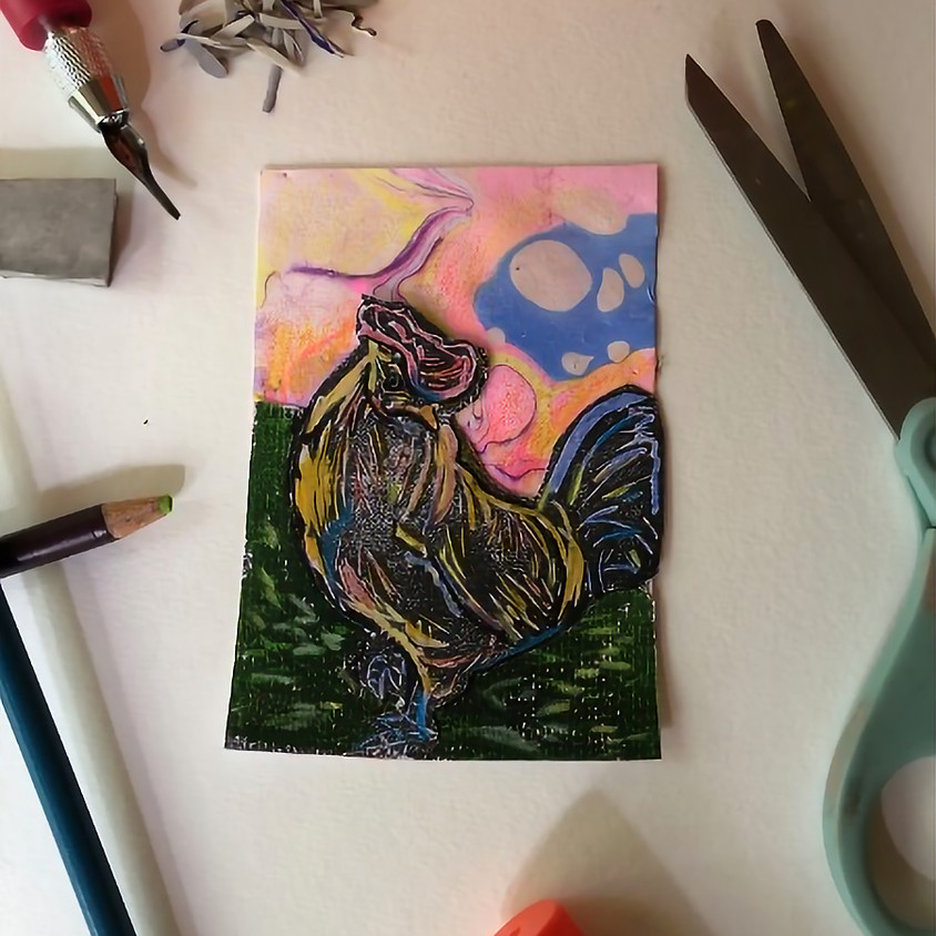 Art on the Farm: mini-camp for ages 7 & up!
