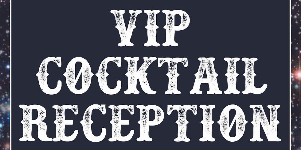 25th Annual Slipper Club Gala VIP Cocktail Reception