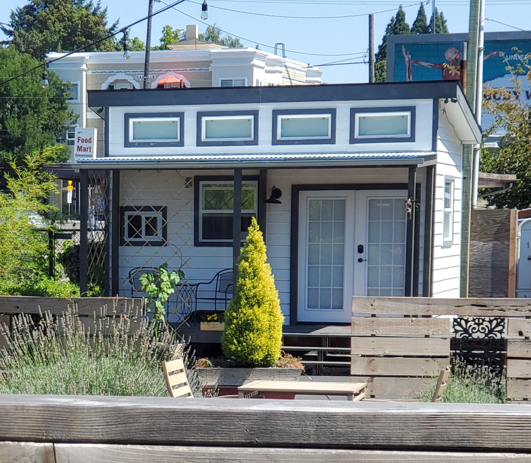Merlot Tiny House