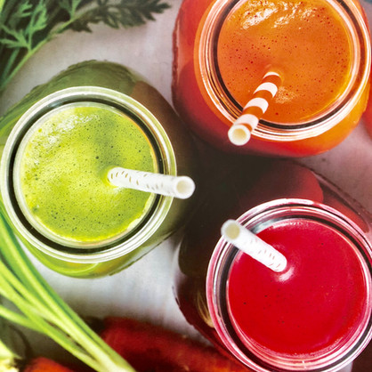 Our 4 Day Juice Fasting Experience