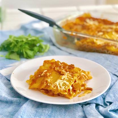 Brazilian Inspired Vegan Lasagna