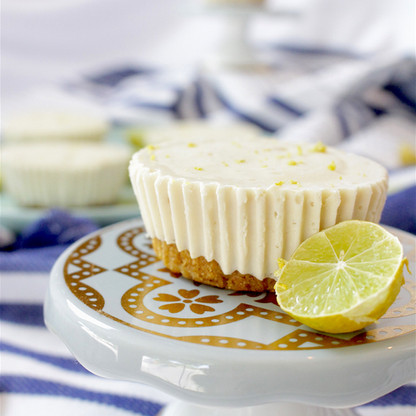 The Best Vegan Key Lime Cheesecake