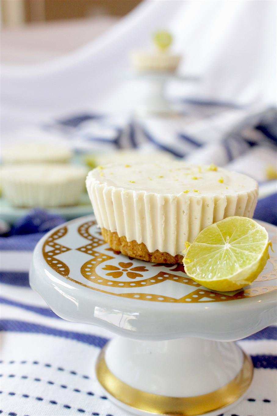 The Best Vegan Key Lime Cheesecake
