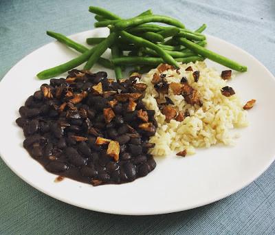 Brazilian Beans & Rice