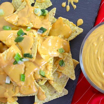 Vegan Nacho Cheese (Super Creamy)