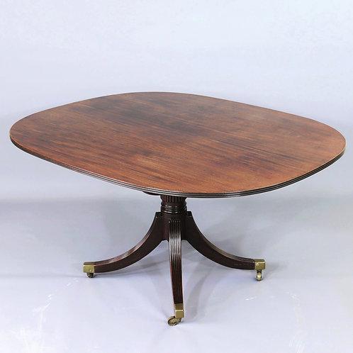 Regency Solid Mahogany Tilt-Top Breakfast Table c1815