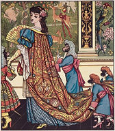Walter Crane , Illustration from Beauty
