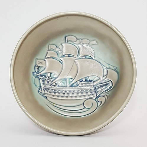 Pilkington Royal Lancaster Bowl by William S Mycock